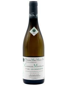 2017 marc morey chassagne montrachet chenovettes Burgundy White