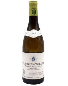 2017 ramonet chassagne montrachet clos du cailleret Burgundy White