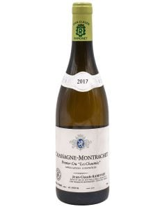 2017 ramonet chassagne montrachet les chaumees Burgundy White