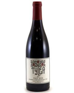 2017 tyler pinot noir dierberg vineyard block five California Red