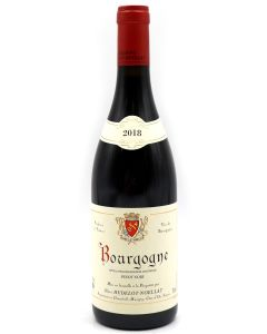 2018 alain hudelot noellat bourgogne rouge Burgundy Red