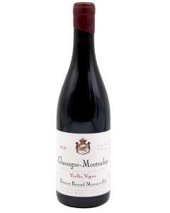2018 bernard moreau chassagne montrachet vieilles vignes rouge Burgundy Red