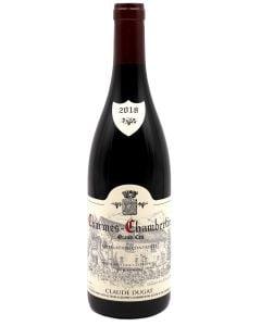 2018 claude dugat charmes chambertin Burgundy Red