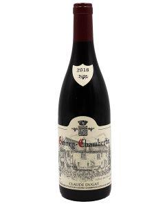 2018 claude dugat gevery chambertin Burgundy Red