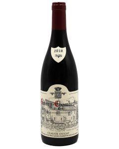 2018 claude dugat gevrey chambertin 1er cru Burgundy Red