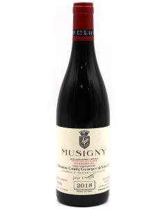 2018 comte de vogue musigny vieilles vignes Burgundy Red