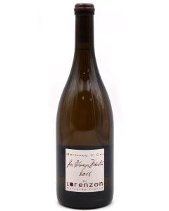 2018 domaine bruno lorenzon mercurey 1er cru champs martin blanc Burgundy White