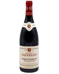 2018 domaine faiveley gevrey chambertin vieilles vignes Burgundy Red