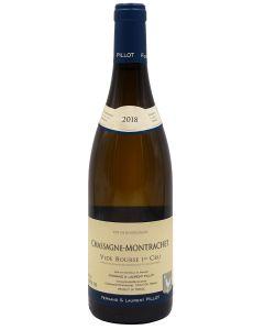 2018 Domaine Fernand et Laurent Pillot Chassagne Montrachet Vide Bourse