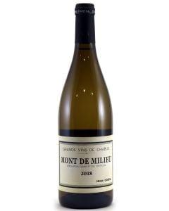 2018 domaine henri costal chablis 1er cru mont de milieu Burgundy White