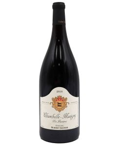 2018 domaine hubert lignier chambolle musigny les bussieres Burgundy Red