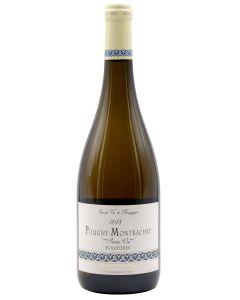 2018 domaine jean chartron puligny montrachet folatieres Burgundy White
