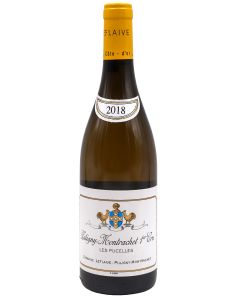 2018 leflaive puligny montrachet pucelles Burgundy White