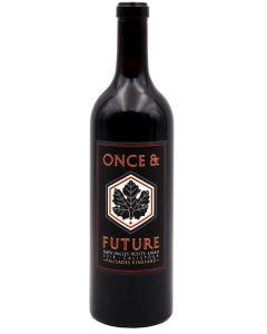 2018 Once & Future Napa Valley Petite Sirah Palisades Vineyard