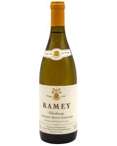 2018 ramey chardonnay woolsey road vineyard California White