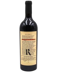2018 realm the bard California Red