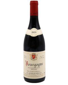2019 alain hudelot noellat bourgogne rouge Burgundy Red