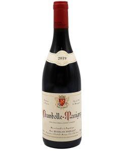 2019 alain hudelot noellat chambolle musigny Burgundy Red