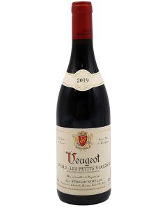 2019 alain hudelot noellat vougeot petits vougeot Burgundy Red