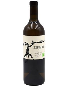 2019 bedrock wine co. judge family vineyard sauvignon blanc California White