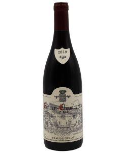 2019 claude dugat gevrey chambertin 1er cru Burgundy Red