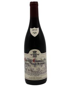2019 claude dugat gevrey chambertin lavaux st jacques Burgundy Red