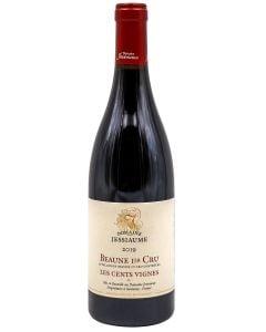 2019 domaine jessiaume beaune 1er cru les cent vignes Burgundy Red