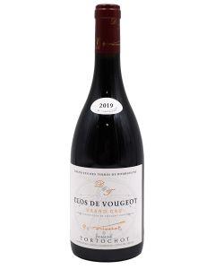 2019 domaine tortochot clos de vougeot Burgundy Red
