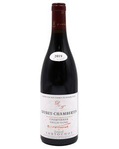 2019 domaine tortochot gevrey chambertin champerrier vv Burgundy Red