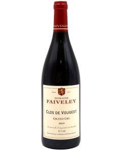 2019 faiveley clos de vougeot Burgundy Red