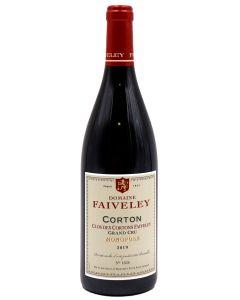 2019 faiveley corton clos des cortons Burgundy Red
