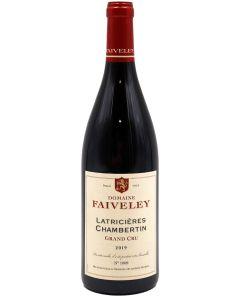 2019 faiveley latricieres chambertin Burgundy Red
