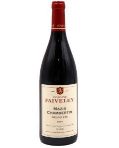 2019 faiveley mazis chambertin Burgundy Red