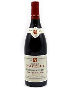 2019 faiveley mercurey clos des myglands Burgundy Red