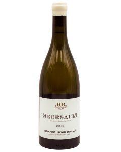 2019 henri boillot meursault Burgundy White