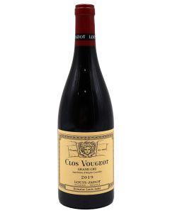 2019 louis jadot clos vougeot Burgundy Red