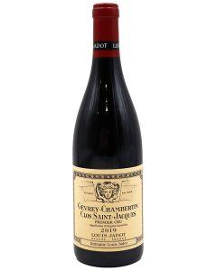 2019 louis jadot gevrey chambertin clos st jacques Burgundy Red