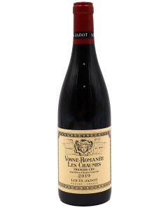2019 louis jadot vosne romanee premier cru les chaumes Burgundy Red
