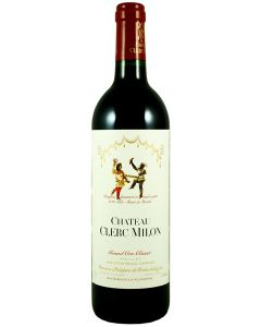 2020 clerc milon Bordeaux Red