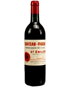 2020 figeac Bordeaux Red