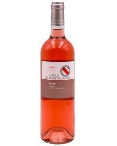 2020 rocca di montegrossi rosato Rose