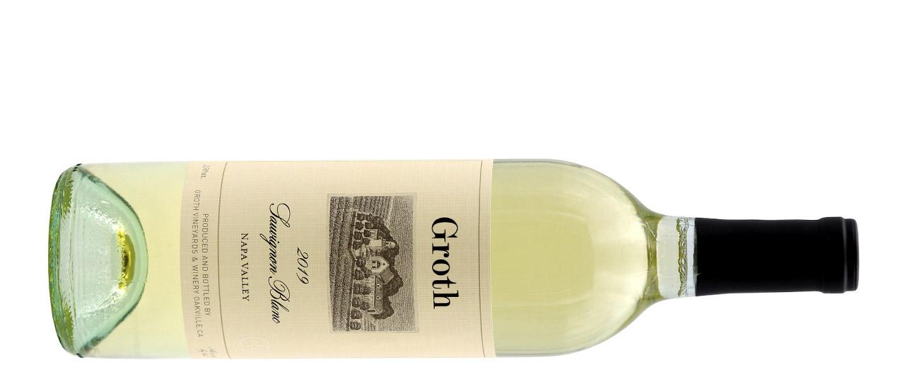 2019 Groth Napa Sauvignon Blanc