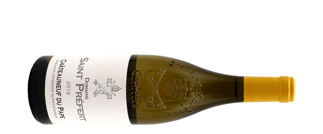 2019 Saint Prefert Chateauneuf du Pape Blanc