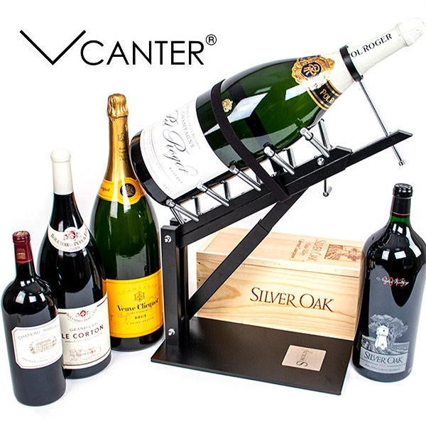 vCanter Large Format Wine Decanter