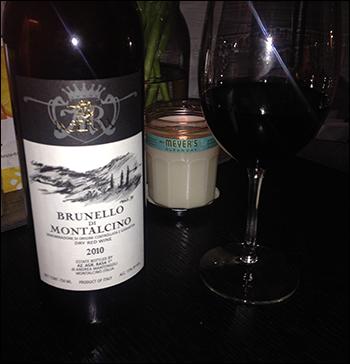 97 Point 2010 Brunello