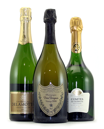 Champagne Perfect Wedding Gift