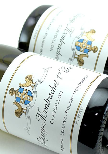 2014 Domaine Leflaive Puligny Montrachet 1er Cru Clavoillon