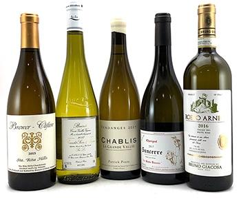 5 White Wines to Spring into this Season
