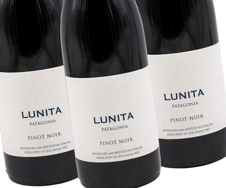2018 Bodega Chacra Pinot Noir Lunita