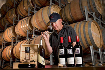 Michael Twelftree of Two Hands Winery